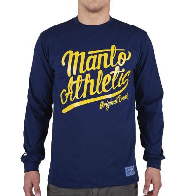 Лонгслив Manto Blue (L)