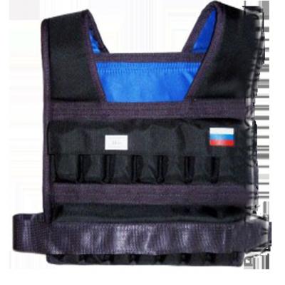 Жилет-утяжелитель «Компакт 2 » 24 кг
