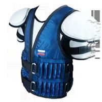 Жилет-утяжелитель «Хоккей» 13 кг