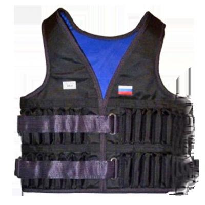 Жилет-утяжелитель «Профи» 12 кг