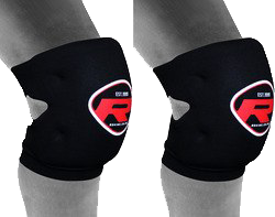 Наколенники RDX Authentic RDX Knee Brace Cap Support Black