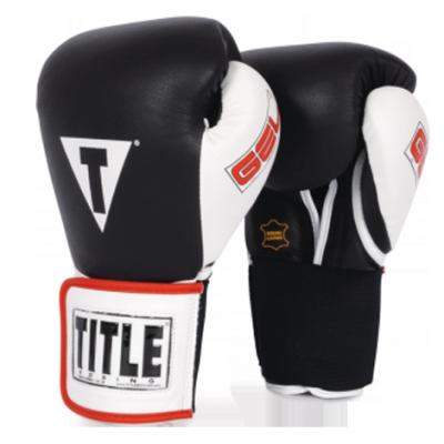 Перчатки боксерские Title Gel