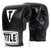 Перчатки боксерские Title снарядные Traditional St