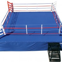 Боксерский Ринг на помосте (1 метр)