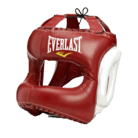 Шлем Everlast MX (красный)