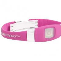 Браслет PureStrength Elite 1s серия розовый/белый