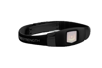 Браслет LIFESTRENGTH Elite 1s серия чёрный/чёрный