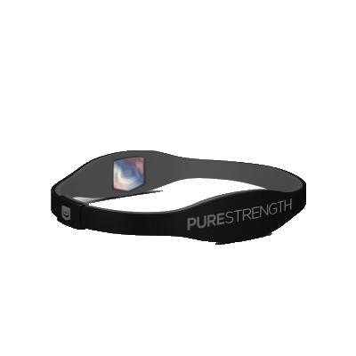 Браслет PureStrength Edge LTE черный/серый