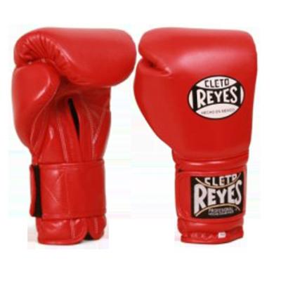 Боксерские перчатки Cleto Reyes (Красные)