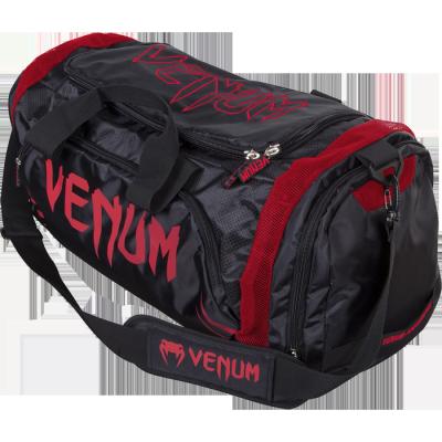 Спортивная сумка Venum Trainer Lite (Черный/Красный)