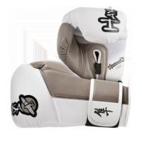 Боксерские перчатки Hayabusa Tokushu 1.0 (Белые)
