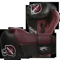 Боксерские перчатки Hayabusa Tokushu 1.0 (Черные)