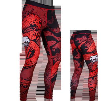 Компрессионные штаны Venum Crimson Viper