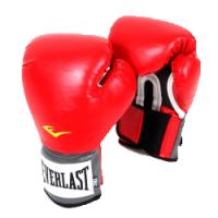 Перчатки тренировочные PU Pro Style Anti-MB Youth красные