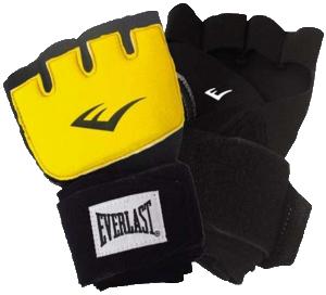Перчатки гелевые с бинтом (150 см) Duster Evergel