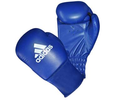 Перчатки боксерские Rookie (Синие)