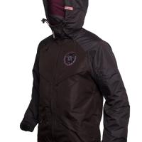 Куртка Варгградъ  на молнии с флисовой подкладкой коричневый/шоколад