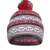 Спортивная шапка-маска «Черепа» светлая от Варгградъ
