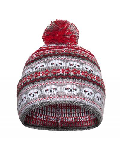 """Спортивная шапка-маска """"Черепа"""" светлая от Варгградъ"""