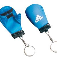 Брелок для ключей Key Chain Mini Karate Glove синий
