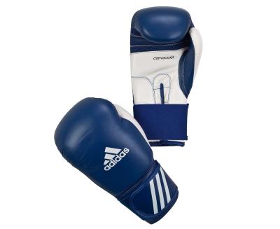 Перчатки боксерские Performer сине-белые