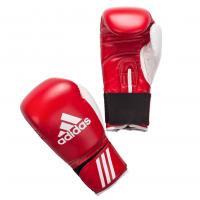 Перчатки боксерские Response красно-белые