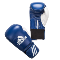 Перчатки боксерские Response сине-белые