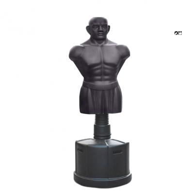 Водоналивной манекен Boxing Punching Man-Medium (Черный)