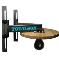 Платформа с пневматической грушей регулируемая TOTALBOX PROFFESSIONAL