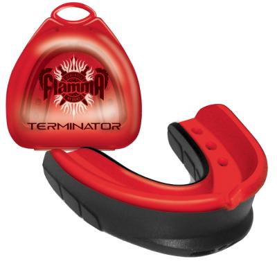 Защита рта (капа) FLAMMA – Terminator с футляром