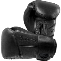 Боксерские перчатки Hayabusa Tokushu (Черн. моно)