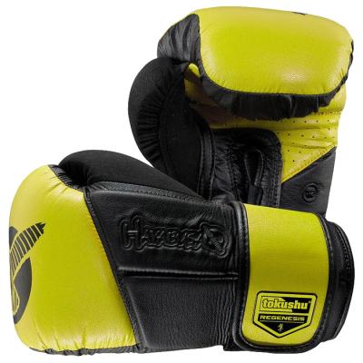 Боксерские перчатки Hayabusa Tokushu (Зеленые)