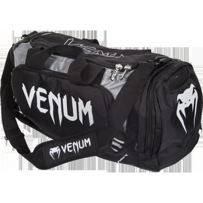 Спортивная сумка Venum Trainer Lite (Черный/Белый)