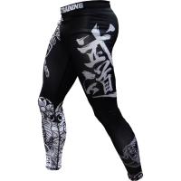 Компрессионные штаны Hardcore Training Koi