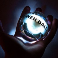 Powerball с подсветкой