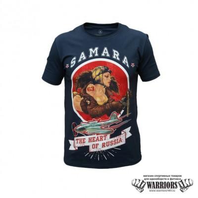 Футболка Warriors «Samara»