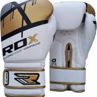 Боксерские перчатки RDX Golden