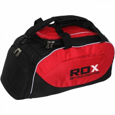 Сумка KIT BAG RDX BLACK/RED