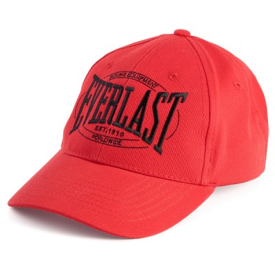 Бейсболка Composite Logo Everlast (Красная)