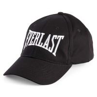 Бейсболка Composite Logo Everlast (Черная)