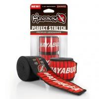 Бинты боксерские Hayabusa PERFECT STRETCH (Черные)
