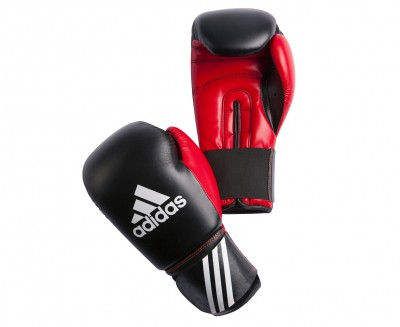 Перчатки боксерские Response (Черный/Красный)
