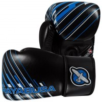 Боксерские перчатки Hayabusa Ikusa Charged (Синие)