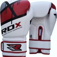 Боксерские перчатки RDX Red