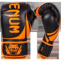 Боксерские перчатки Venum Challenger 2.0 (Оранжевые)