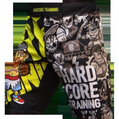 Шорты Hardcore Training Doodles