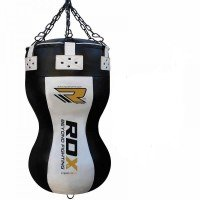Мешок боксерский RDX PUNCH BAG BODY WHITE/BLACK NEW