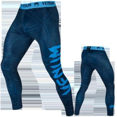 Компрессионные штаны Venum Nightcrawler