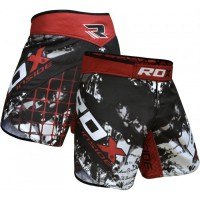 MMA шорты RDX R6 Multi Gray