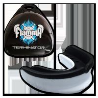 Защита рта (капа) FLAMMA — Terminator с футляром